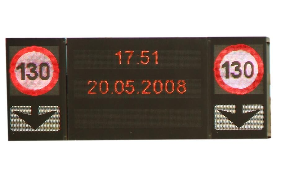 fixed-variable-message-sign