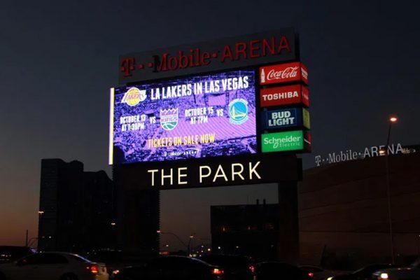 Arena LED display