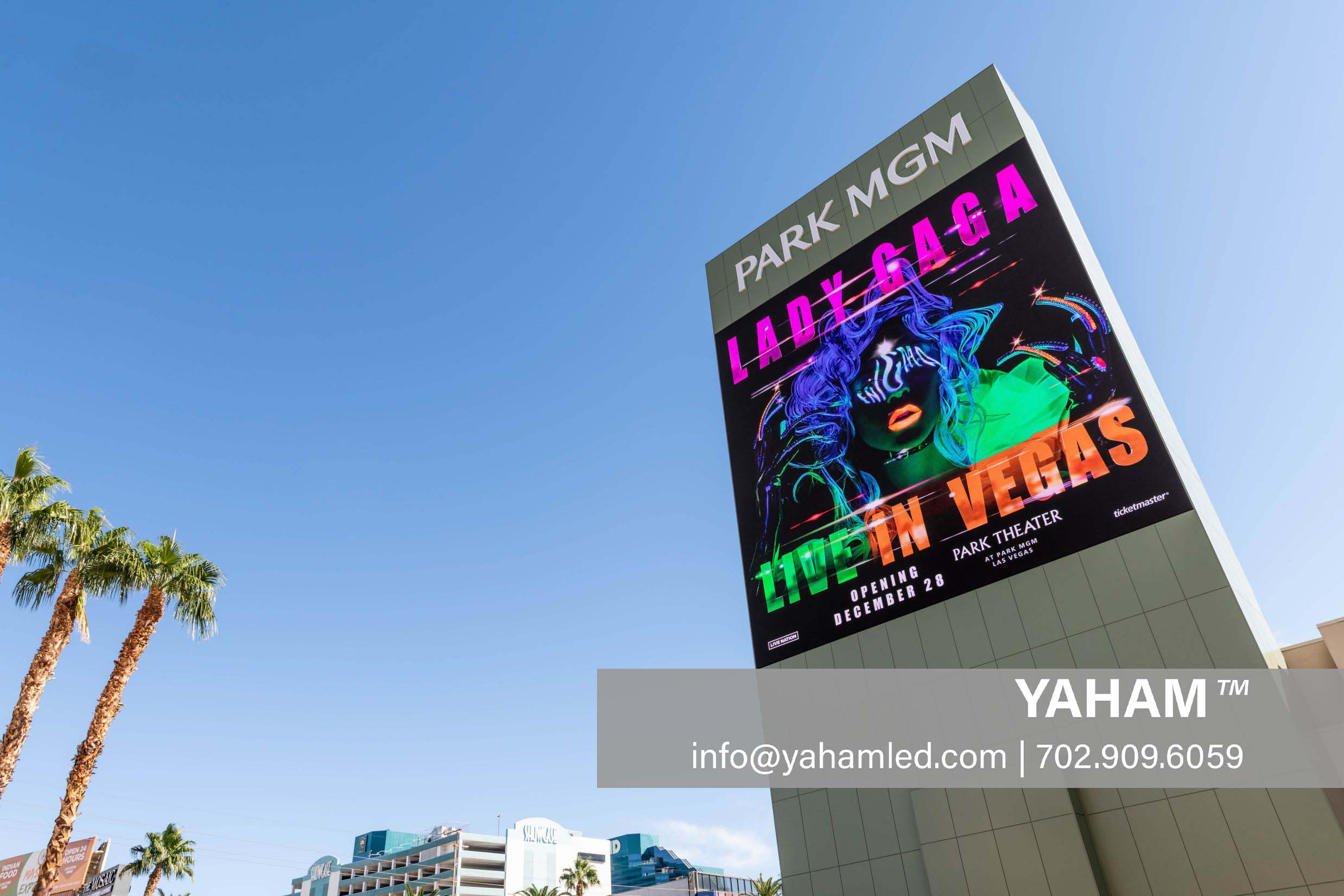 led advertising signs