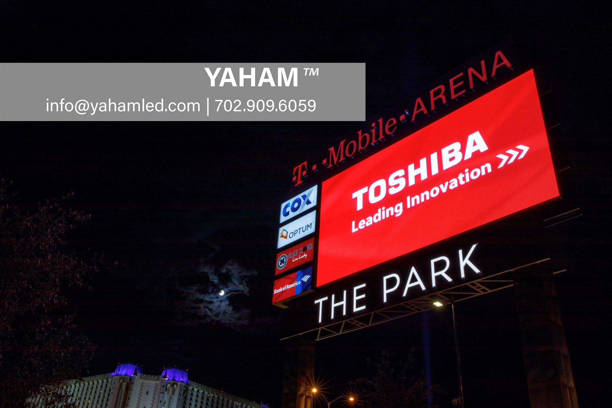 outdoor advertising Signage