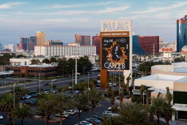 Las Vegas Billboard