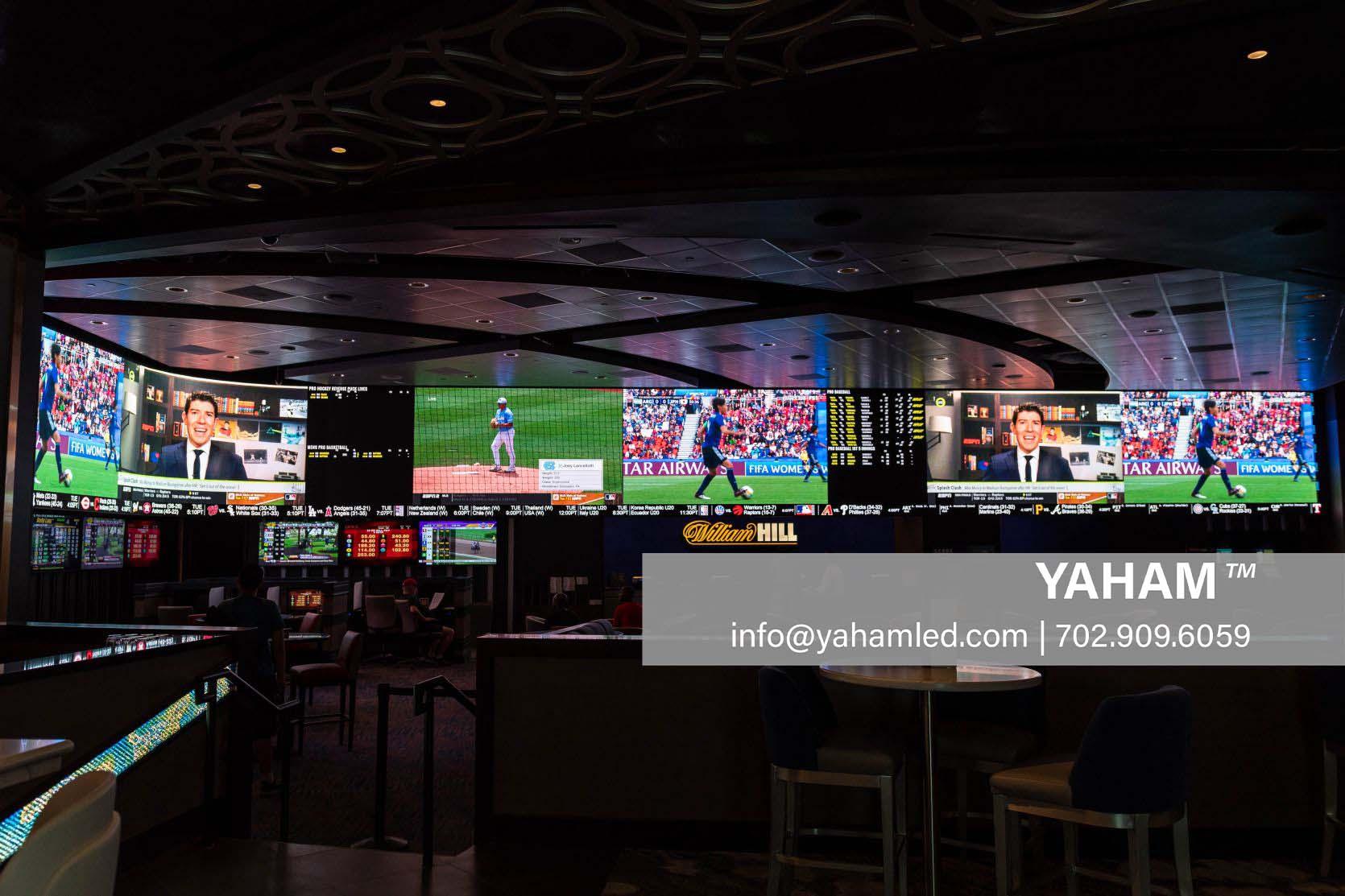 led signage manufacturers - Yaham
