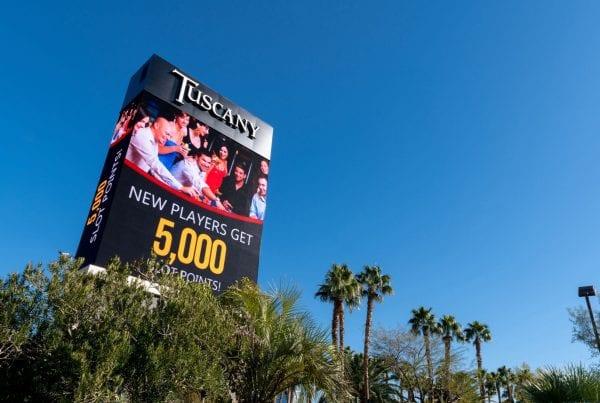 Tuscany Billboard Signage