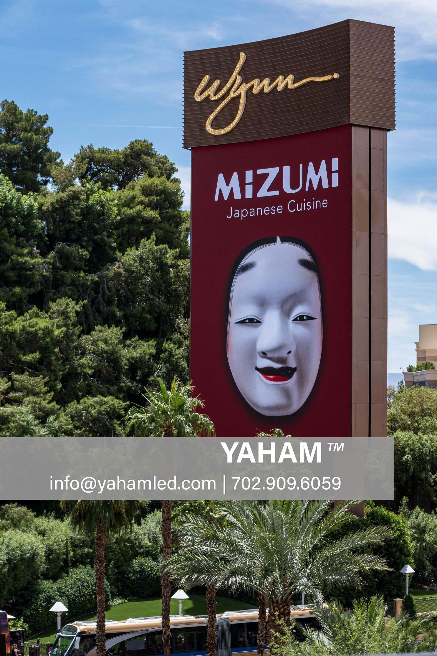 Wynn outdoor digital signs