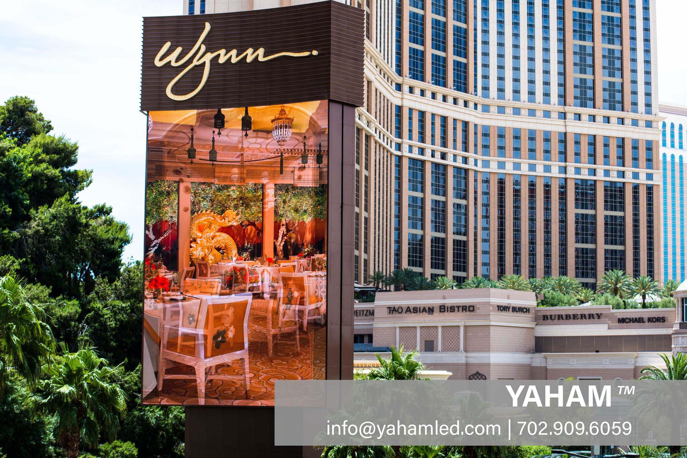 LED Signs Wynn