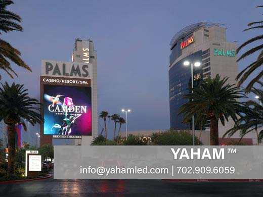 led signage display