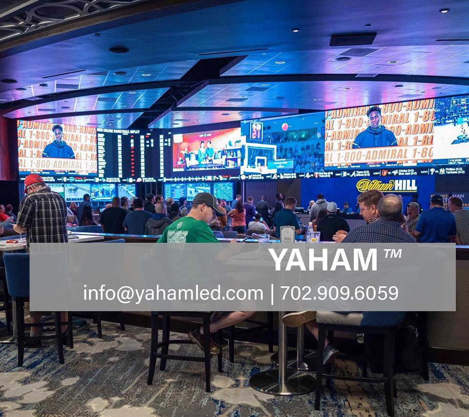 Yaham Indoor Led Signage