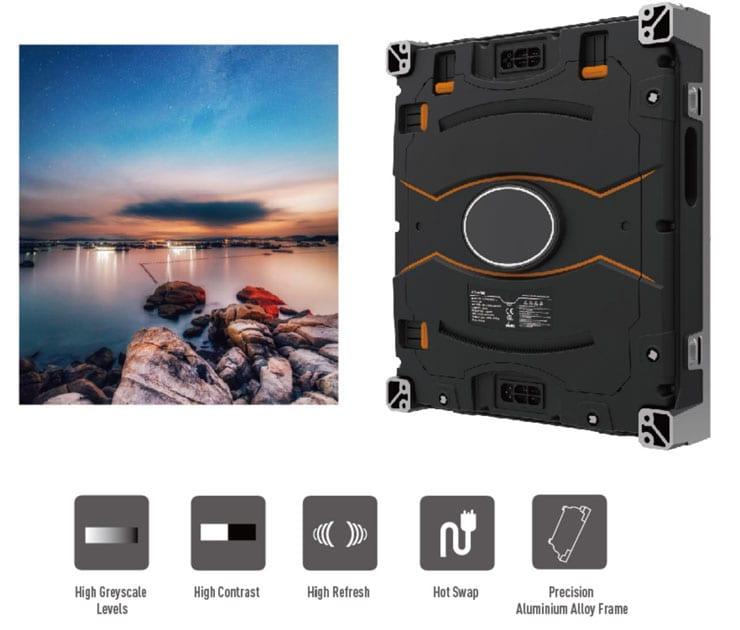 HD-Series Display