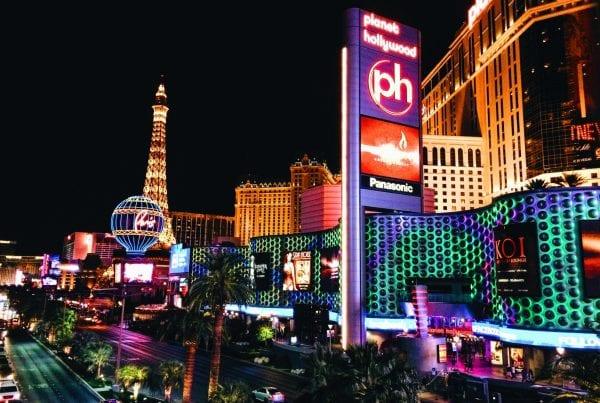 LED Digital Signage - Las Vegas