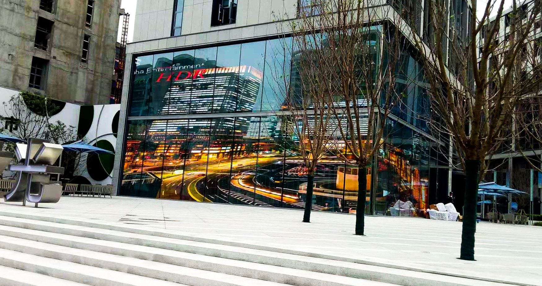 6 Reasons Transparent LED Displays Are So Popular