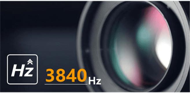 C0 Series of 3840 Hz