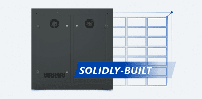 S2 Series Solidly Built Architecture