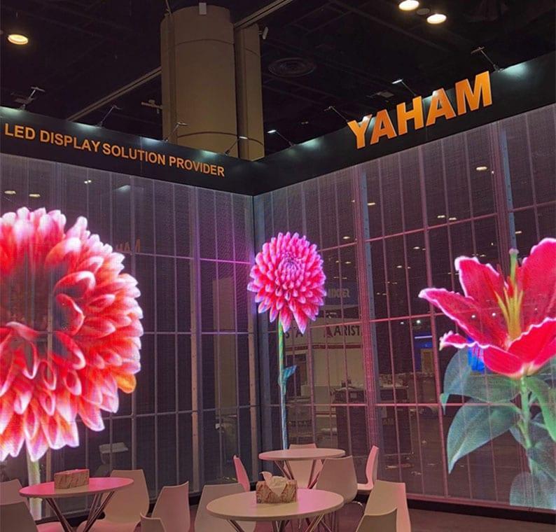 YAHAM Led Display Solution Provider