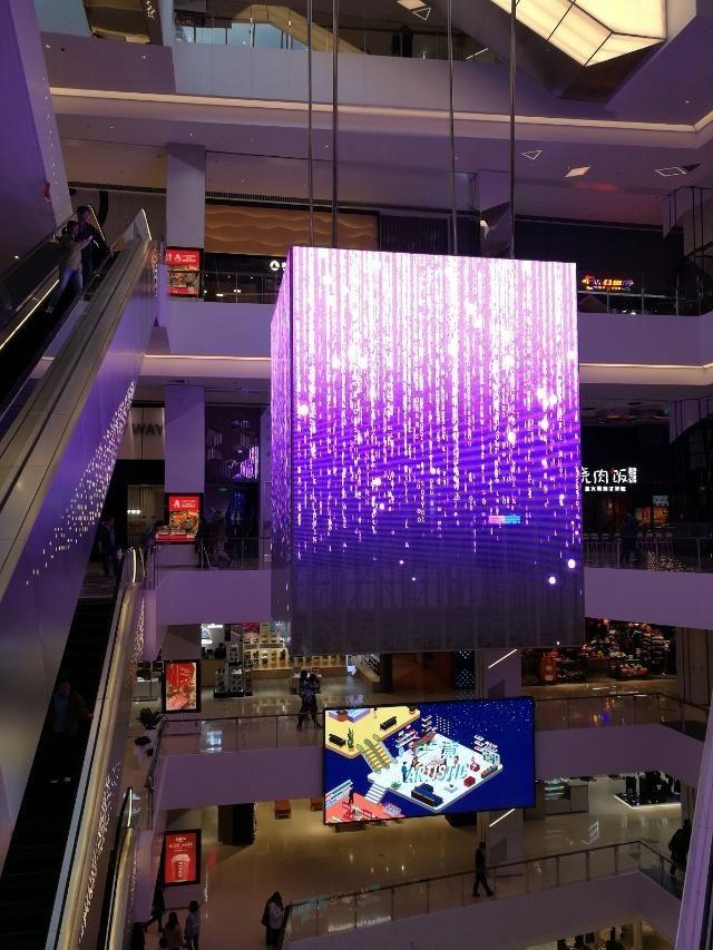 High resolution LED Display