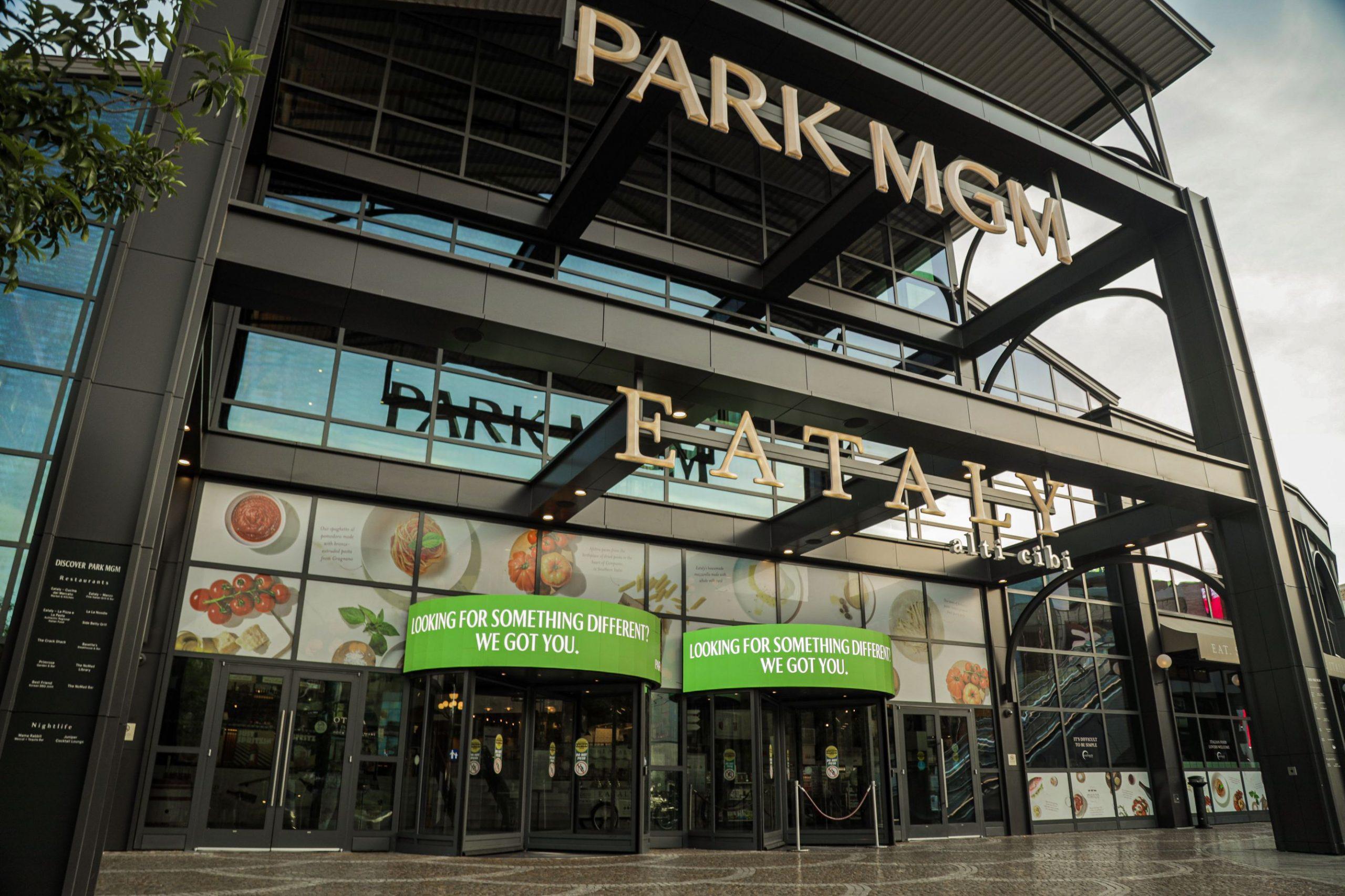 PARK MGM EATALY